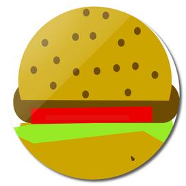 hamburger food fast food burger