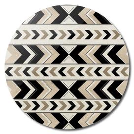 Tribal Arrow Boho Pattern #1 #aztec #decor #art