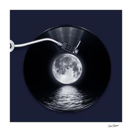 Vynil Moon