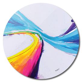 Abstract Art Britto - QB297