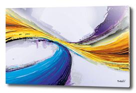 Abstract Art Britto - QB296