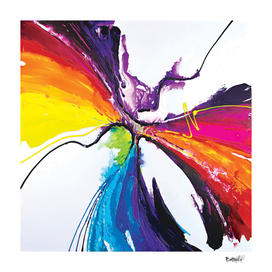 Abstract Art Britto - QB294