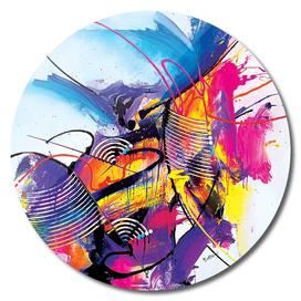 Abstract Art Britto - QB293