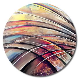 Abstract Art Britto - QB289