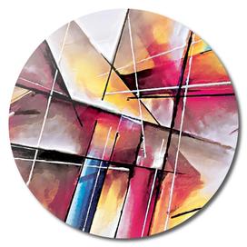 Abstract Art Britto - QB288