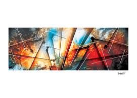 Abstract Art Britto - QB280