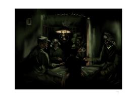 43 - Potato eaters- Van Gogh