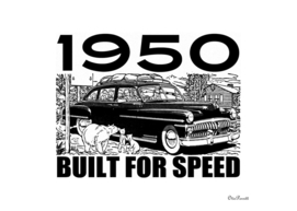1950 BUILT FOR SPEED