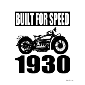1930 MOTORCYCLE-2