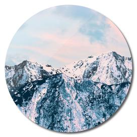 Pastel Mountain Dream #1 #dreamy #art