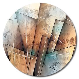 Abstract Art Britto - QB278