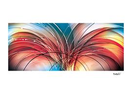 Abstract Art Britto - QB277