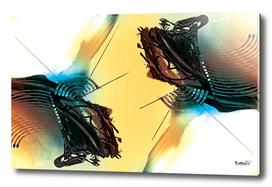 Abstract Art Britto - QB273
