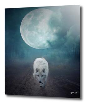 White Wolf Moon by GEN Z