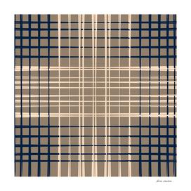 Blue & Neutral Weave II