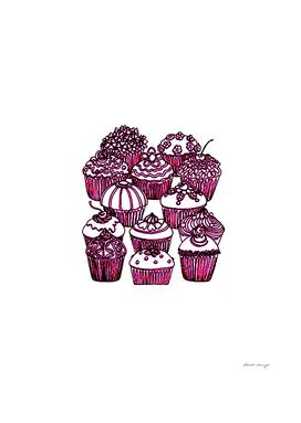 Cupcakes 2 a