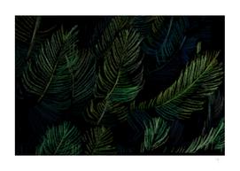 51 - palm leaves