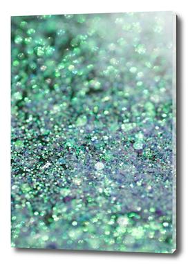 Underwater Mermaid Glitter #1 #shiny #decor #art