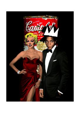 Monroe & Basquiat