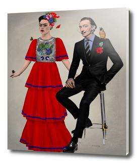 Frida & Dalí