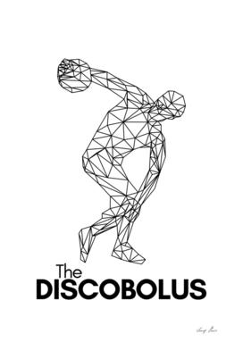 The Wireframe Discobolus