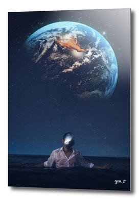The Earth Head by GEN Z