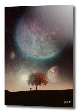 Math planets by GEN Z