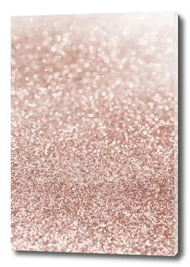 Sparkling Rose Gold Blush Glitter #2 #shiny #decor #art