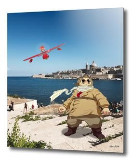 Farewell, Valletta!