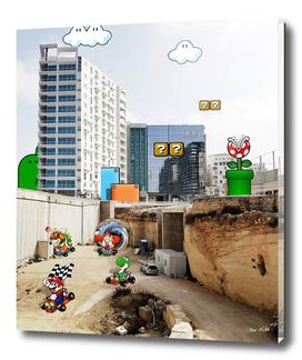 Construction Site Race