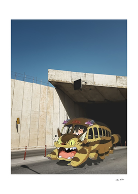 Maltese Yellow Bus