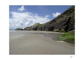 Sun, Sea, Sand and Cliffs
