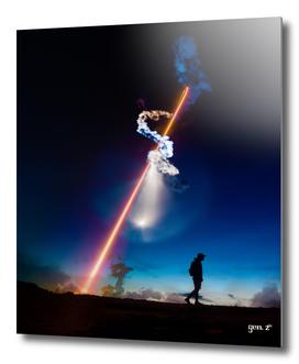 Sky Laser by GEN Z