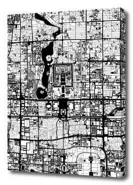 Beijing black and white