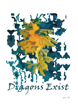 Dragons exist