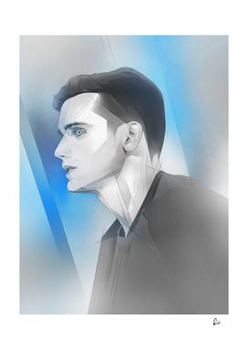Antoine Griezmann Portrait