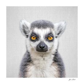 Lemur - Colorful
