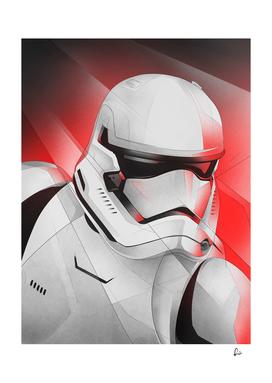 Stormtrooper Soldier