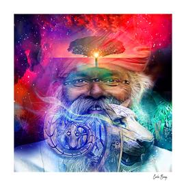 Many Eye Mystic
