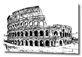 Colosseum architecture