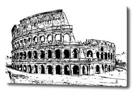 Colosseum architecture