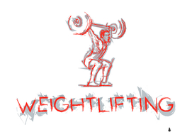 Weightlifting olympic snatch