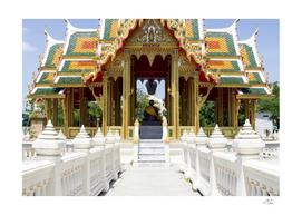 Buddhist Monk Original