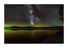 Quebec Milky Way 2