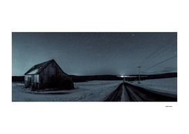Abandon Barn(Panorama)