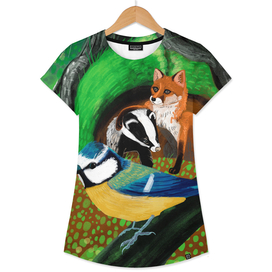 Of foxes and badgers