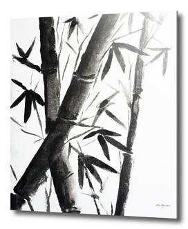 BAMBOO BLACK WHITE
