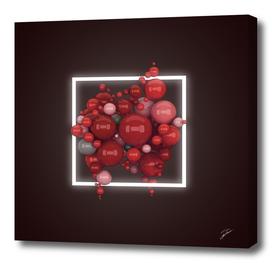 RGB red