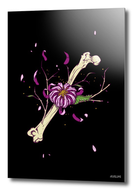 flower bone