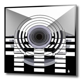 Glass illustration technology